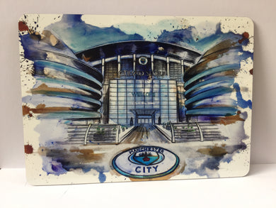 The Etihad, Manchester Large Placemat