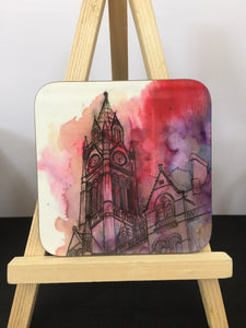 Manchester Town Hall Coaster