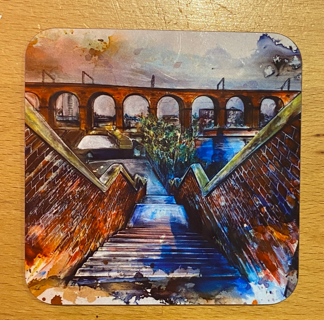 Lowry's Steps, Stockport Coaster
