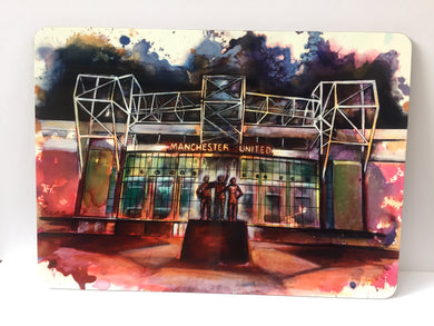Old Trafford Large Placemat