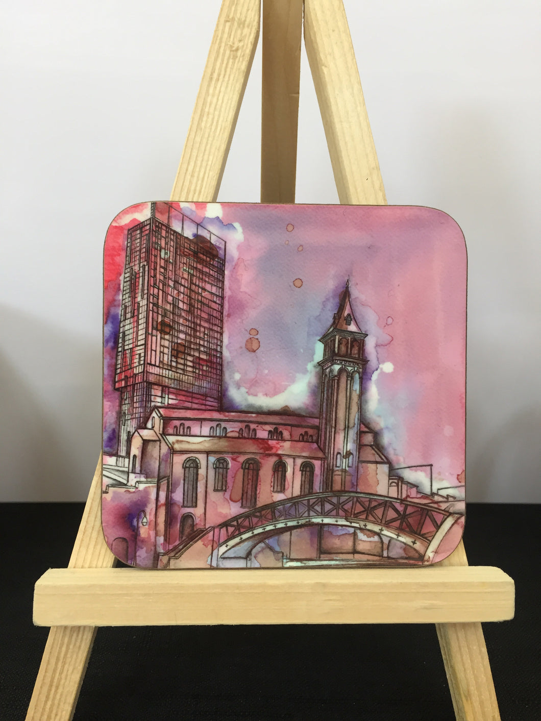 Castlefield Manchester Coaster