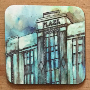 Stockport Plaza Coaster