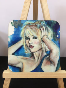 Debbie Harry Coaster