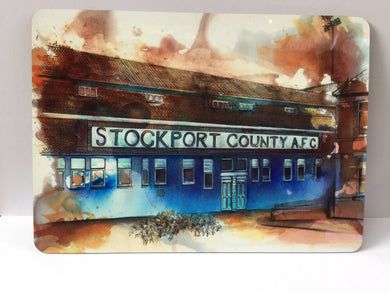 Stockport County Large Placemat