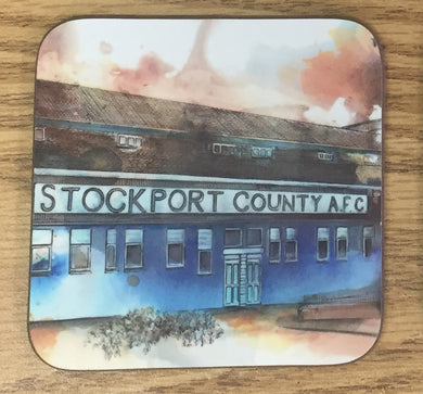 Edgeley Park coaster
