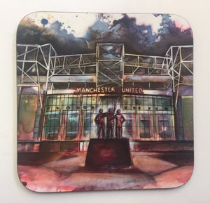 Manchester United Coaster