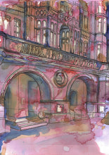 The Midland Hotel, Manchester Art Print