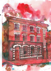 Strawberry Studios Artwork