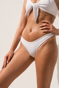 NICCI BOTTOM - WHITE