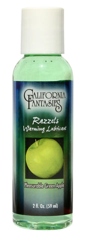 Razzels 3-in-1 Flavored Warming Lubricant