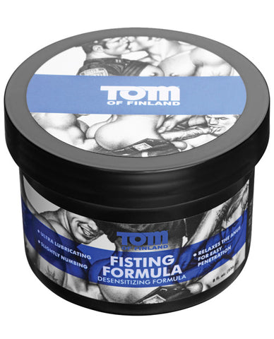 Tom of Finland Fisting Cream, 8 oz