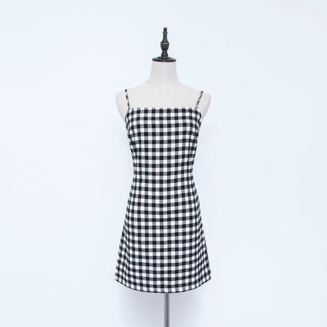 Bow Tie Casual Dress