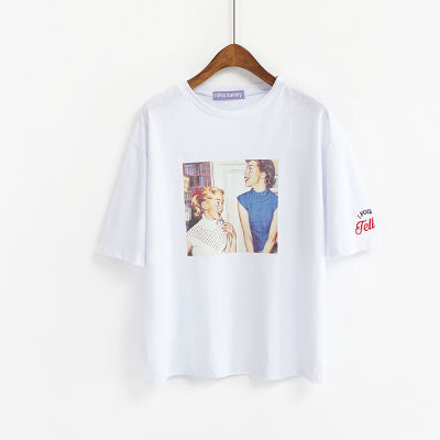 Vintage Character T-shirt