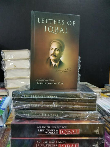 Letters of Iqbal - Dervish Designs Online