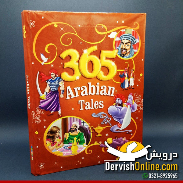 365 Arabian Tales | Dervish Kids