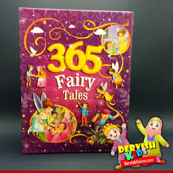 365 Fairy Tales | Dervish Kids