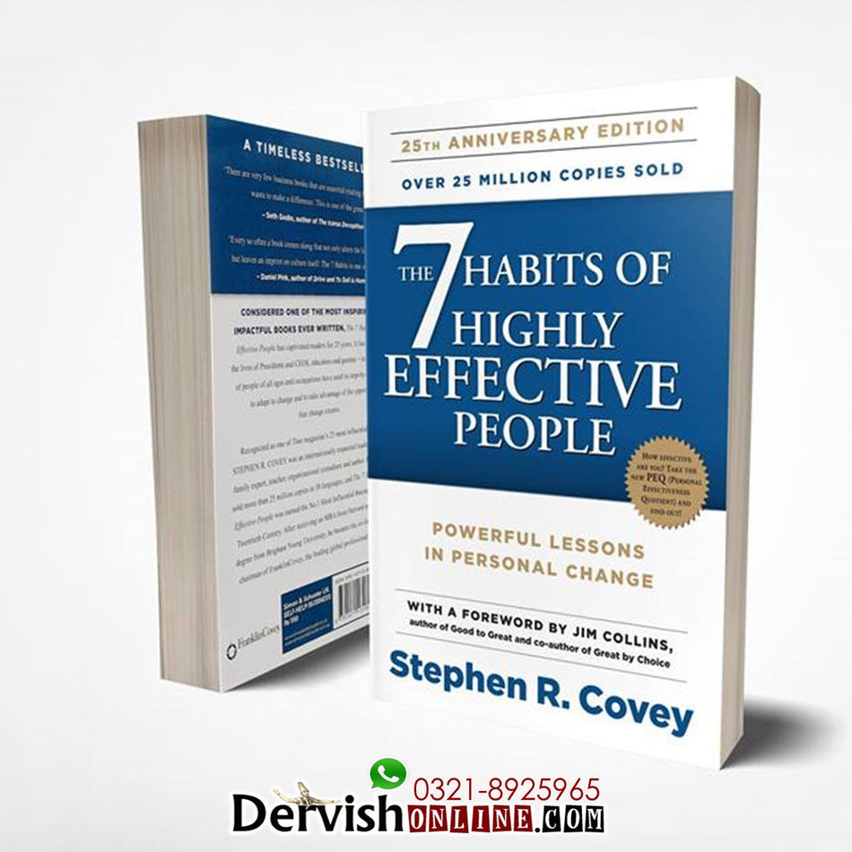 The 7 Habits of Highly Effective People - Dervish Designs Online