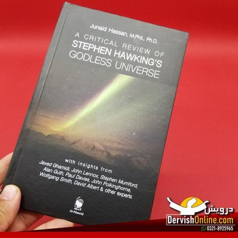 A Critical Review of Stephen Hawking's Godless Universe Books Dervish Designs