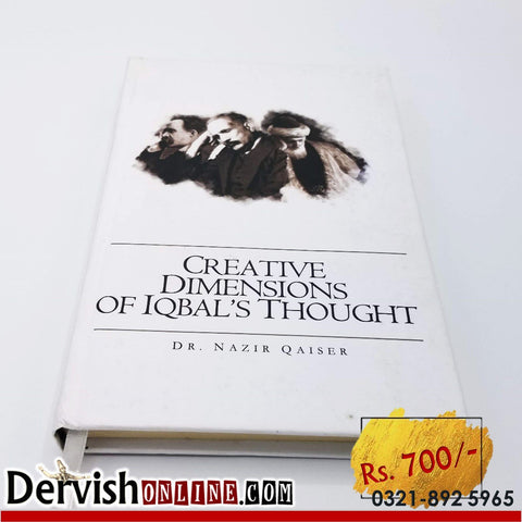 Creative Dimensions of Iqbal's Thoughts | Dr. Nazir Qaiser - Dervish Designs Online