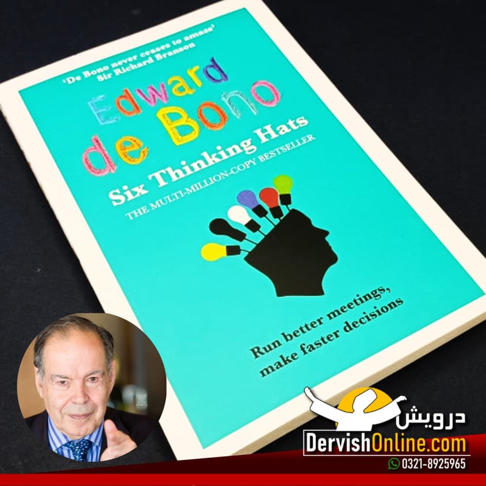 Six Thinking Hats | Edward de Bono