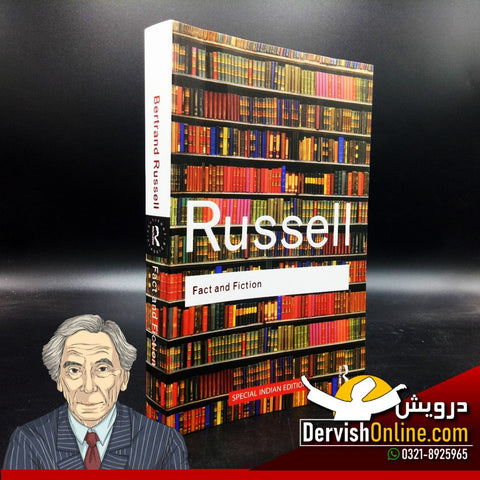 Fact and Fiction | Bertrand Russell - Dervish Designs Online