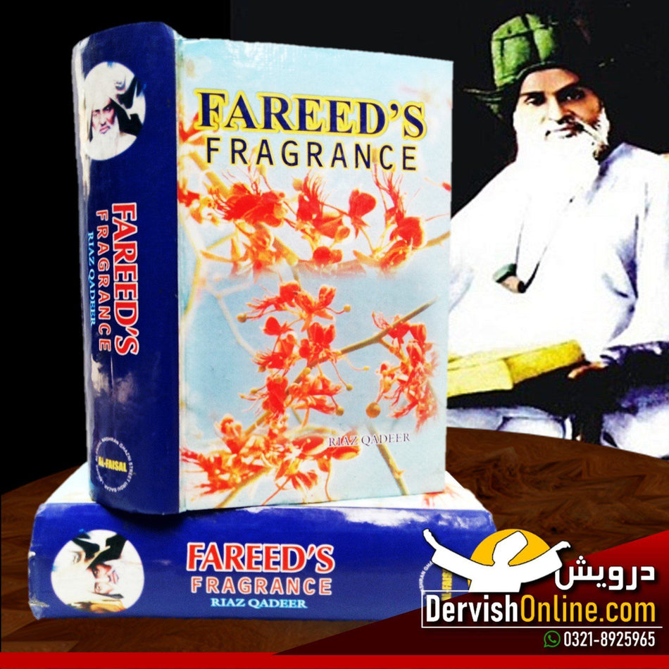Fareed's Fragrance | English Translation of works of Khwaja Ghulam Farid - Dervish Designs Online