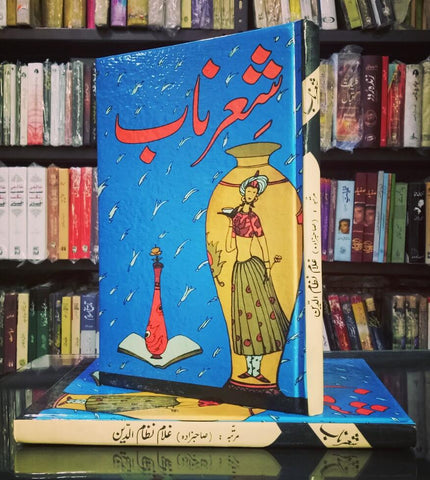صاحبزادہ غلام نظام الدّین | شعرِ ناب Books Dervish Designs