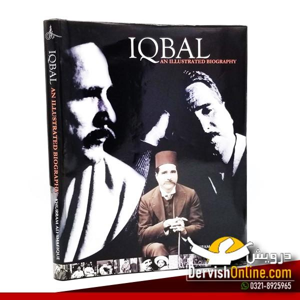 Iqbal: An Illustrated Biography (Deluxe Coffee Table Edition) Books Dervish Designs