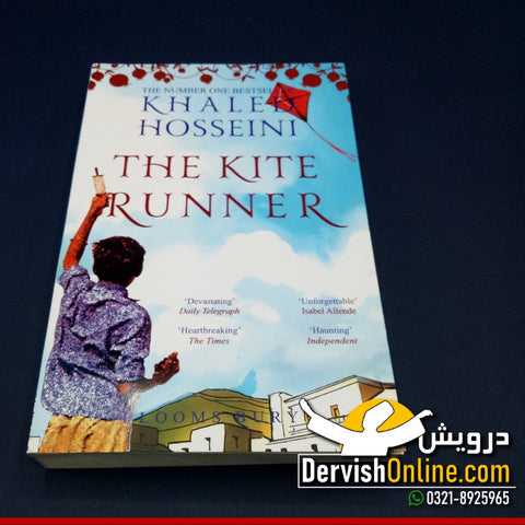 Kite Runner | Khaled Hosseini - Dervish Designs Online