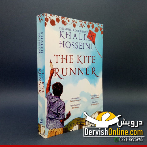 Kite Runner | Khaled Hosseini Books DervishDesigns