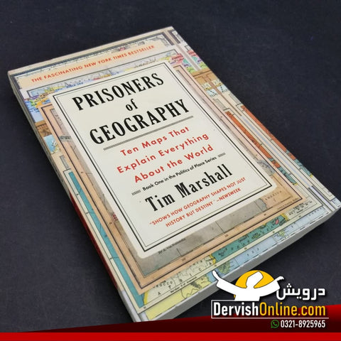 Prisoners Of Geography | Tim Marshall