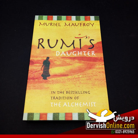 Rumi's Daughter | Muriel Maufroy Books DervishDesigns