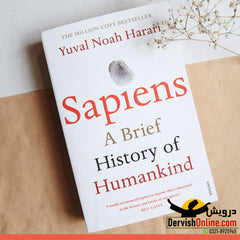 Sapiens - A Brief History of Humankind - Dervish Designs Online