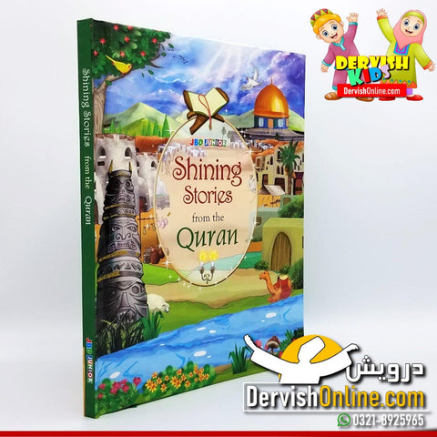 Stories From Quran - Kids 3 books Set