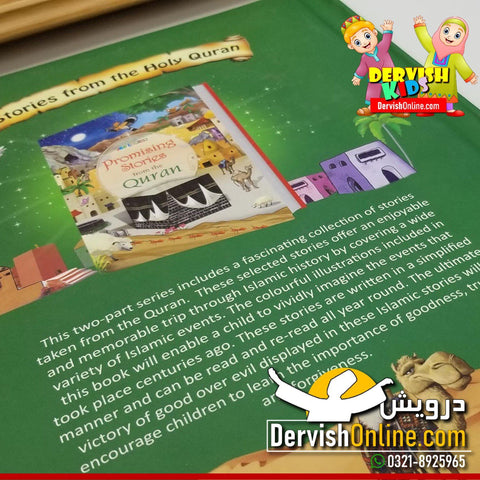 Stories From Quran - Kids 3 books Set - Dervish Designs Online