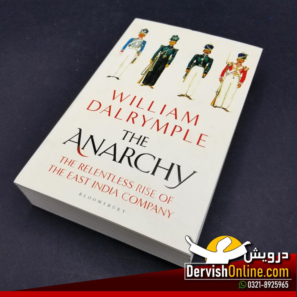 The Anarchy by William Dalrymple Books Dervish Designs