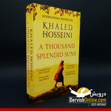 Thousand Splendid Suns | Khaled Hosseini - Dervish Designs Online