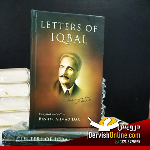 Letters of Iqbal Books Dervish Designs