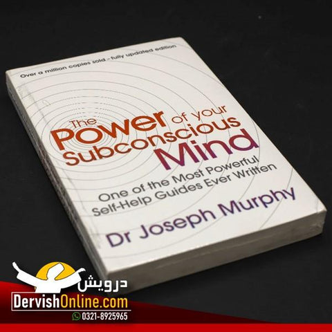 The Power of Your Subconscious Mind | Dr. Joseph Murphy Books Dervish Designs