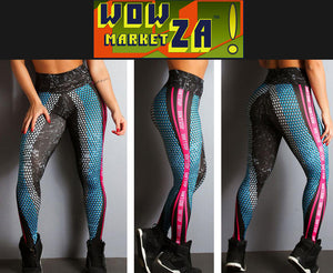 Fitness Tights Are In Fashion