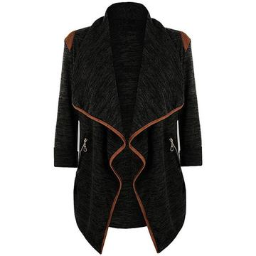 Lovely Wool Cardigan Jacket Available for Spring Fashion