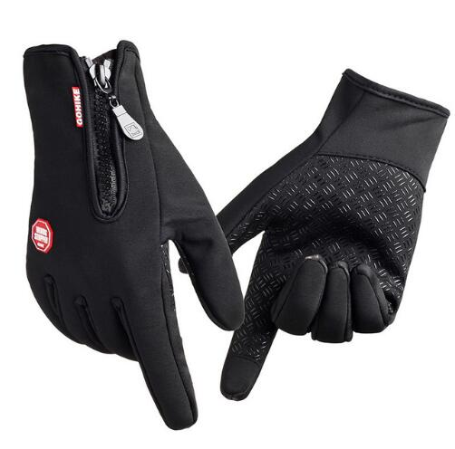 Waterproof Winter Men's Ski Gloves