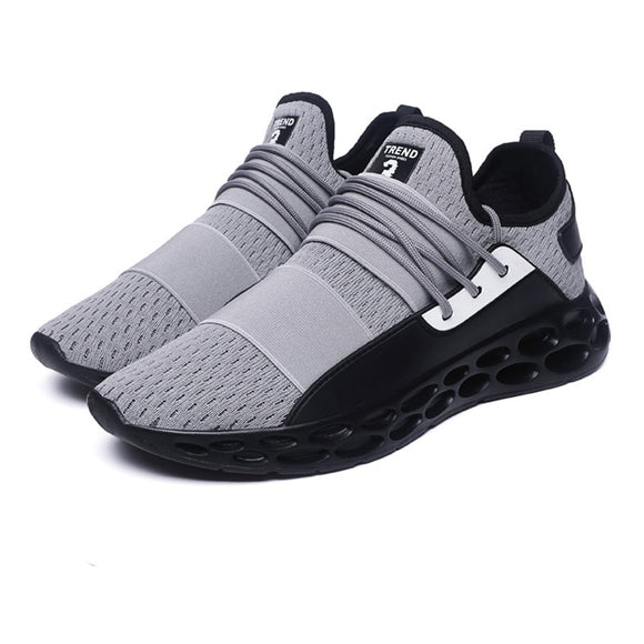 Men's Stylish Breathable Gym Sneakers