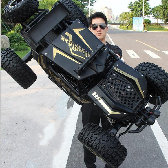 1:8 50cm Ultra-large RC car 4x4 4WD 2.4G High Speed