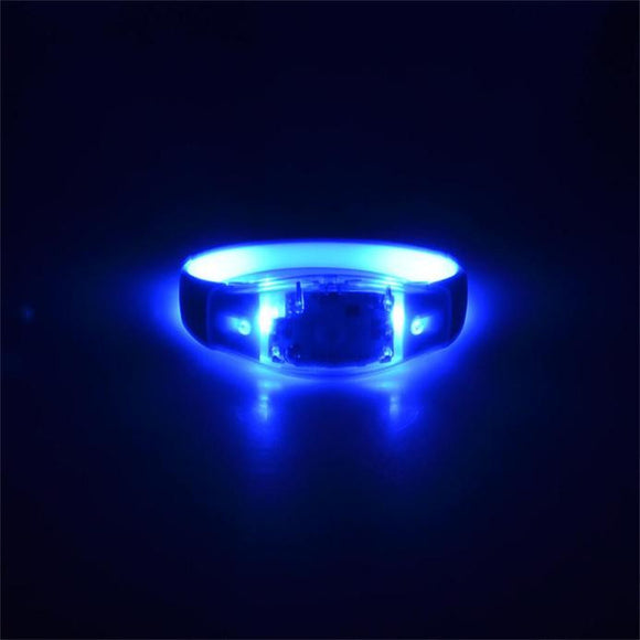 Sound Control Led Flashing Bracelet