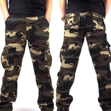 Camouflage Sports Pants