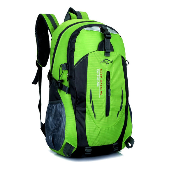 30L Water-resistant Backpack