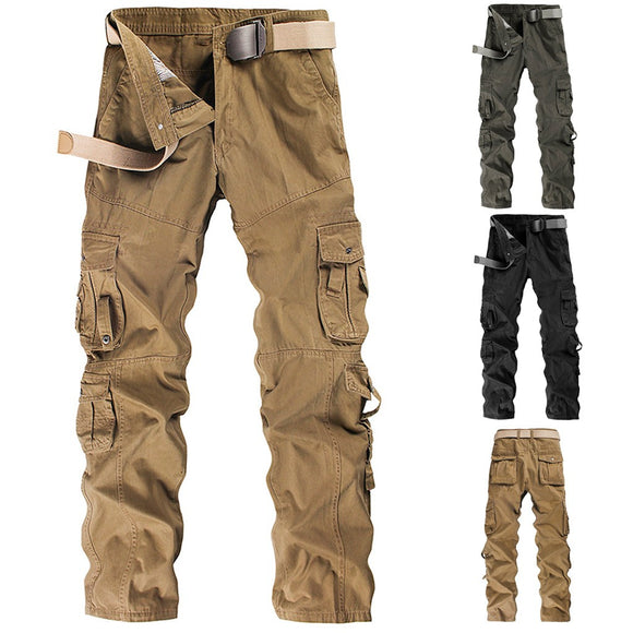 Outdoor Workwear And Leisure Cotton Trousers