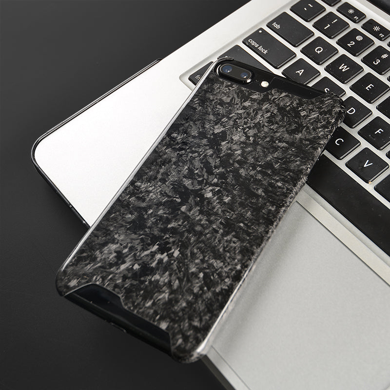 huge selection of b9ae7 912a1 Forged Carbon Fiber Phone Case for Iphone 6/6 Plus, 7/7 Plus, 8/8 Plus, X