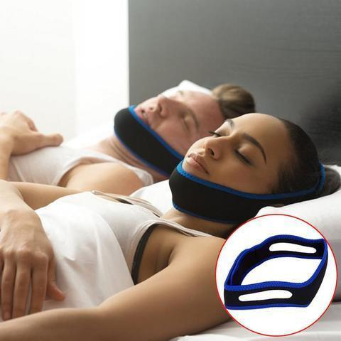 Anti-snore chin strap (resteasy®)